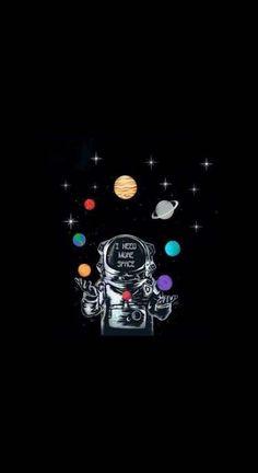 44 ideas wallpaper fofos preto galaxia for 2019 Wallpaper Space, Dark Wallpaper, Cute Wallpaper Backgrounds, Tumblr Wallpaper, Galaxy Wallpaper, Aesthetic Iphone Wallpaper, Screen Wallpaper, Mobile Wallpaper, Aesthetic Wallpapers