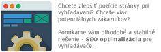 SEO optimalizácia pre vyhľadávače Seo