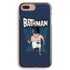 Bathman Apple iPhone 7 Plus Case Cover ISVA810