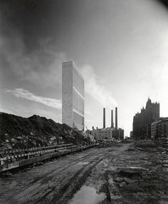 Projects for an Open City | Magazine | MoMA Seagram Building, New York Projects, New York Central Railroad, City Magazine, Cityscape Photography, Urban Fabric, Modern Architects, Lower Manhattan, Slums