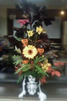 Halloween workshop/arrangement/ LINA