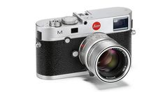 Leica cameras have been used to capture some of the world's most iconic images. In honour of its 100th anniversary, the company has created a limited run of its legendary M rangefinder cameras updated for the digital age (think 24-megapixel, full frame sensors and full-HD video recording). But what we love most is the look: the chrome-and-black body and retro red logo feel timelessly elegant.