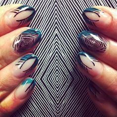 Nailed It! Top 10 Best Instagram Manicures @Bliss Lau: http://lcknyc.com/1aCXJ25