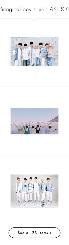 """""""🍭magical boy squad ASTRO🍭"""" by sugarxiumin ❤ liked on Polyvore featuring kpop, people, astro, beauty products, nail care, nail polish, backgrounds, fillers, circles and cosmetics"""