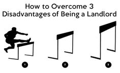 How to Overcome 3 Disadvantages of Being a Landlord - http://www.rentprep.com/blog/overcome-3-disadvantages-landlord/