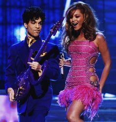 Beyoncé & Prince
