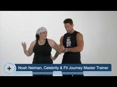 Banish jiggle fast! Check out this Fit Journey Upper Body Workout with Julia Dalton-Brush & Noah Neiman. Level 2+  Find your fitness inspiration at www.fit-journey.com