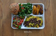 Brazil - school lunches in the US compared to other countries - Business Insider