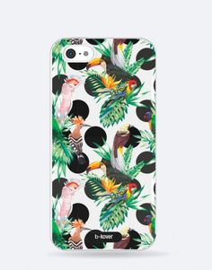 funda-movil-full-tropical-dots Dots, Phone Cases, See Through, Tropical Prints, Mobile Cases, Stitches, Phone Case
