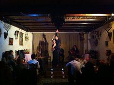 Arte y flamenco... Bar, Concert, Polka Dots, Flamingo, Concerts