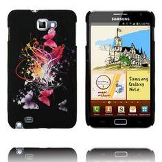 Valentine (Rosa Natt) Samsung Galaxy Note-Skal
