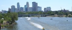 Minneapolis made this list of Top 10 U. The article notes that compared to cities of similar densities, Minneapolis has the most dedicated parkland; of the city land is dedicated to parks. Minneapolis City, Alien Worlds, Twin Cities, Places To Travel, Minnesota, Beautiful Places, Waterfall, City Skylines, Boundary Waters