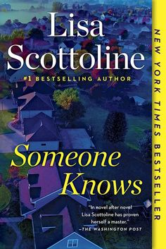 "Read ""Someone Knows"" by Lisa Scottoline available from Rakuten Kobo. Bestselling and award-winning author Lisa Scottoline reaches new heights with this riveting novel about how a single dec. Free Books, Good Books, Books To Read, Reading Online, Books Online, Lisa Scottoline, The Reader, Software, Believe"