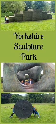 Kids Days Out Bewertungen: YSP Yorkshire Sculpture Park, Wakefield, Yorkshire - A R T ● Skulpturen Days Out In Yorkshire, Yorkshire Day, Yorkshire England, North Yorkshire, Days Out With Toddlers, Family Days Out Uk, Yorkshire Sculpture Park, Fun Days Out, North East England