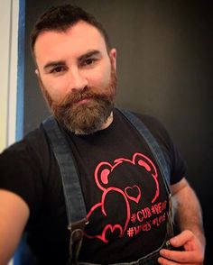 @proud.bears are one of my favorite sponsor ! Www.proudbears.com shop online !!! #proudbears #proudbear #bearstagram #instabear #bears #gay #xxl #kink #beard #thebeardedhomo #beardoftheday #scruff #growlr #wbear #bearwww #woof