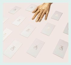 IDENTITYThis is the personal identity of Kata Farkas, including a logo, business cards and resume. The stationery is printed in a set of gold and gradient colors with light pink and blue. Personal Identity, Gradient Color, Branding, Creative, Pink, Cards, Behance, Design, Thesis