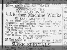 A.J. Karlson NEW LOCATION