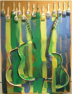 Arman (Armand Pierre Fernandez) 1928 -2005 | Violins