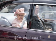 """Rookie on Twitter: """"The Queen and Prince Philip arrive by train at #Liverpool Lime Street Station on a visit to mark #Queenat90 #Royals"""