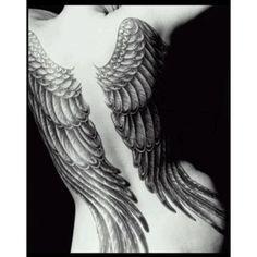 Wings of an angel.