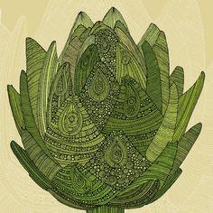 artichoke • valentina design