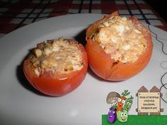 Receitas Saudáveis: Tomates Recheados