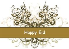 Happy Eid card