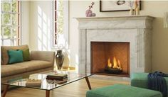 Introducing Ortal's Ortal's traditional model – the Minimal series! Watch a short video on the new fireplace at Facebook.com/OrtalUSA