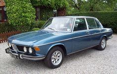 1970's BMW E3 2500
