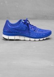 Nike Free 5.0 V4 - blue - shoes
