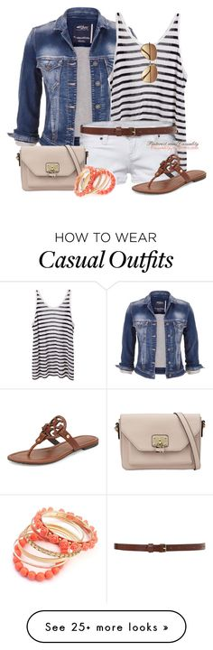 """""""Casual & Cute"""" by casuality on Polyvore featuring maurices, T By Alexander Wang, Call it SPRING, Tory Burch, H&M and Ruby Rocks"""