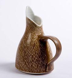 Ceramics by Julie Ayton at Studiopottery.co.uk - 2014. Jug <br>Photo: Anthony von Roretz