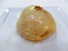 Ατομικό Τσουρέκι με γέμιση κάστανο Pudding, Desserts, Food, Deserts, Custard Pudding, Puddings, Dessert, Meals, Yemek