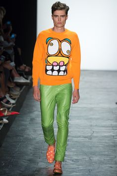 Jeremy Scott Spring 2016 Ready-to-Wear Fashion Show