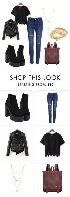 """""""Sem título #541"""" by biaprestes on Polyvore featuring moda"""