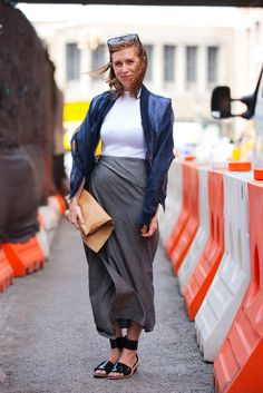 5 Chic Ways To Transition To Fall #refinery29
