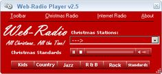 """Click Here to """"Tune In"""" Christmas Radio!"""