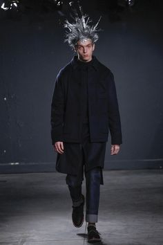 Julien David Fall 2016 Menswear Collection Photos - Vogue