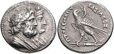 ANCIENT GREEK COIN (PTOLEMEUS-ΠΤΟΛΕΛΕΜΑΙΟΣ)
