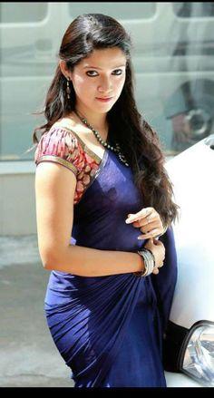 Abhirami Suresh in Saree