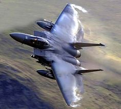 F-15 Eagle. On link: The world's fastest aircraft.