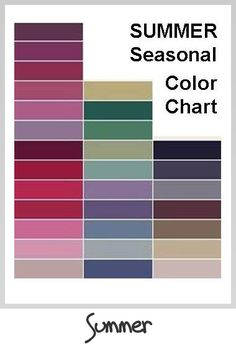 Get your Seasonal Color ID