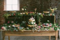 is it wrong that the dessert table is what I'm most excited about planning?