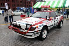 Image result for corolla rally car