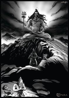 rudra hindu god - Google Search