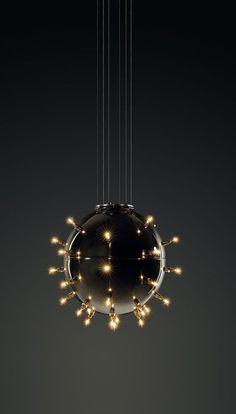 Studio Barberini suspension #modern #futuristic #housedesign #homedecor #lighting #chandelier