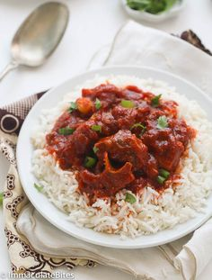 African Spicy oxtail stew