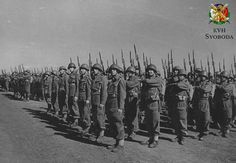 Czechoslovak Division serving with the Red Army November 1943