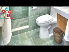 10 Ideas Brillantes Para Baños Pequeños - YouTube