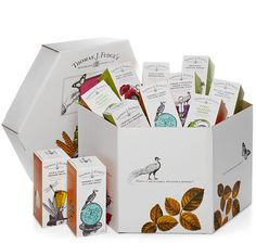 I love Thomas J.Fudge's packaging designed by Big Fish!